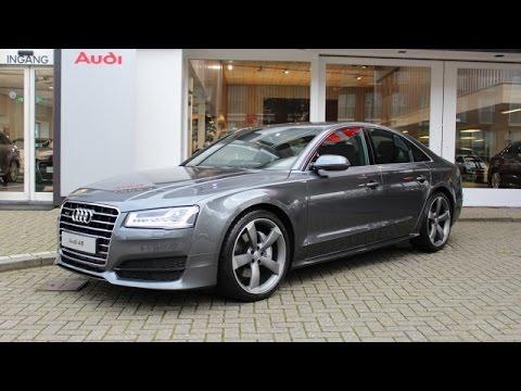Audi A8 Sport Edition 30tdi 262pk Tiptronic Quattro Youtube