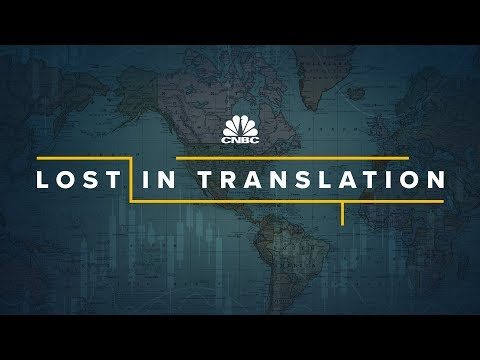 The Best Of CNBC — Lost In Translation