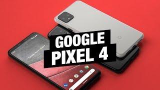 Это - GOOGLE PIXEL 4 и он близнец iPhone 11!
