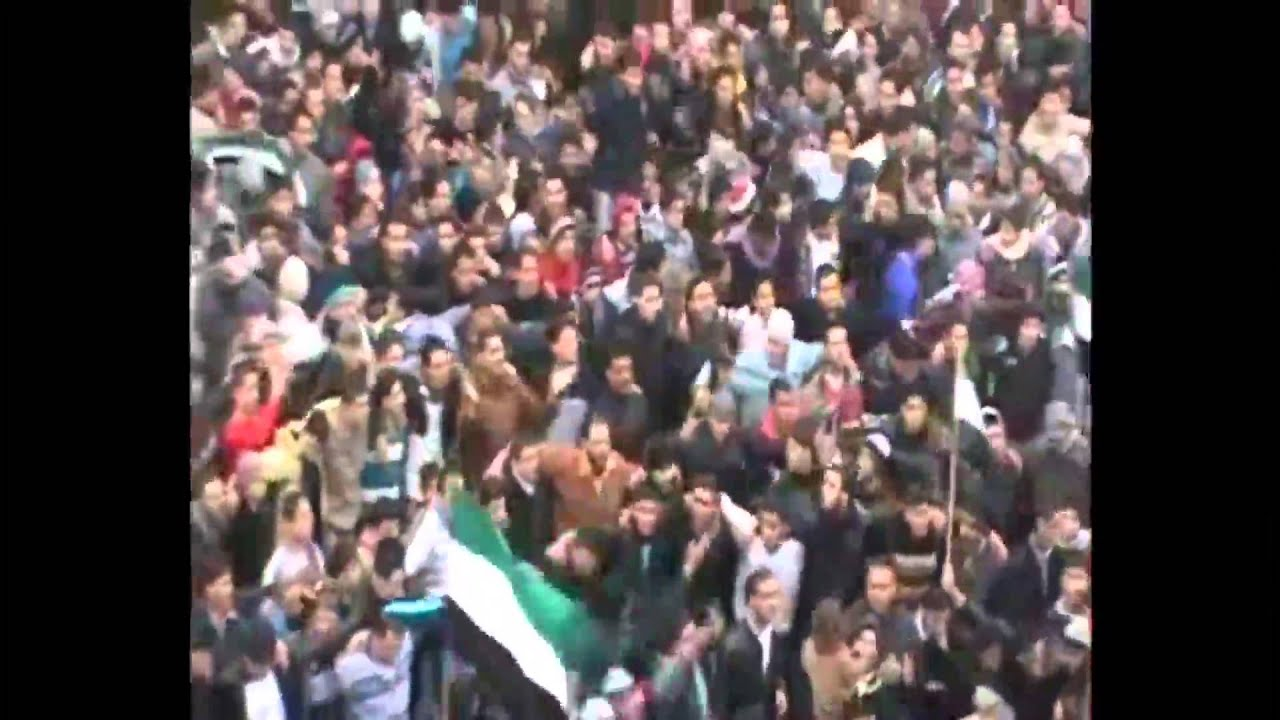 استشهد عبد الباسط الساروت أحد أبطال الثورة السورية متجدد