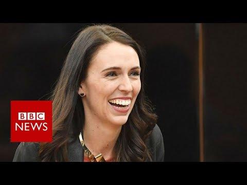 New Zealand PM's 'unusual' announcement - BBC News