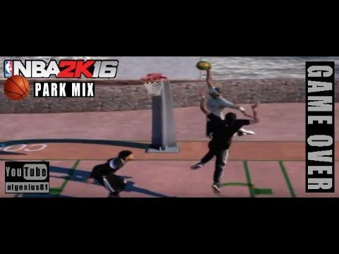 Al Genius Game Over ft Lil Flip NBA 2k16 Park Mix