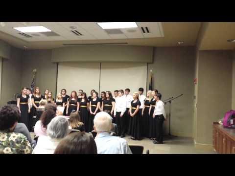 Kaplan High School Choir Angels We Have Heard