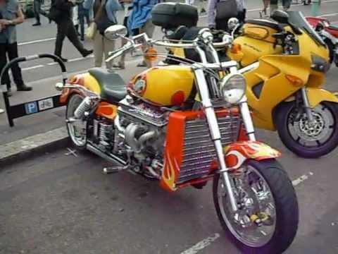 V8 Motorbike - Have you got the Minerals?