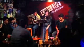 Skyfall (Acoustic) - Vân Như - Live @ ZBar