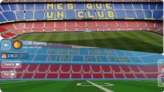 Block Craft 3D - Xây dựng Nou Camp Stadium (FC.BARCELONA) # noucampstadium screenshot 3