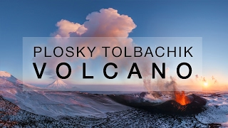 Plosky Tolbachik volcano eruption, Kamchatka, Russia thumbnail