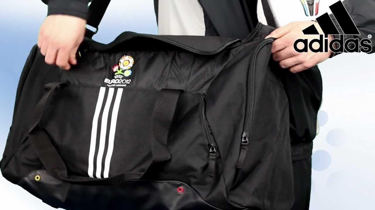 ddff60a16adf Torba sportowa OE TB Euro 2012 Adidas na www.sklep-presto.pl - YouTube