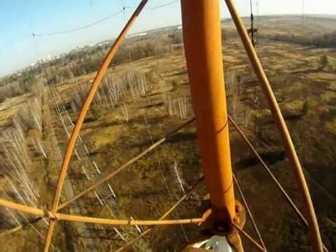 260 meters high radio tower near kiev 1280x960