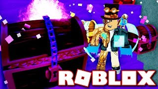 BURIED TREASURE IN THE NEW MYSTICAL ZONE!! (Roblox Treasure Hunt Simulator)