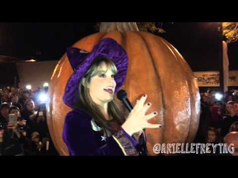 Marnie Kimberly J. Brown Comes Back To Halloweentown!