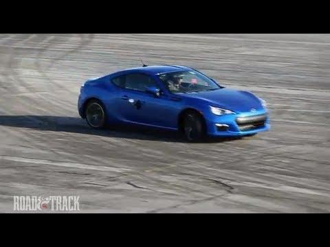 Drifting Eye Candy Subaru BRZ vs Mazda MX5 Miata vs Hyundai