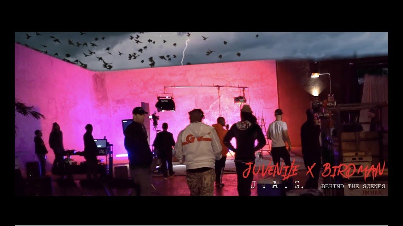HITSTAPE EXCLUSIVE: BIRDMAN X JUVENILE - J.A.G. [BEHIND THE SCENES]