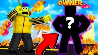 The Owner Reveals The SECRET Code for FREE LEVELS.. (Roblox Destruction Simulator)