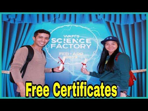 Wafi mall science factory 😮 تجربة روعة بالمجان