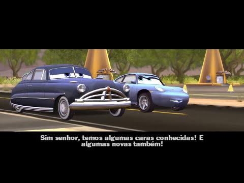 disney carros em portugues o filme do jogo relampago mcqueen pixar cars brasileiro dublado completo. Black Bedroom Furniture Sets. Home Design Ideas