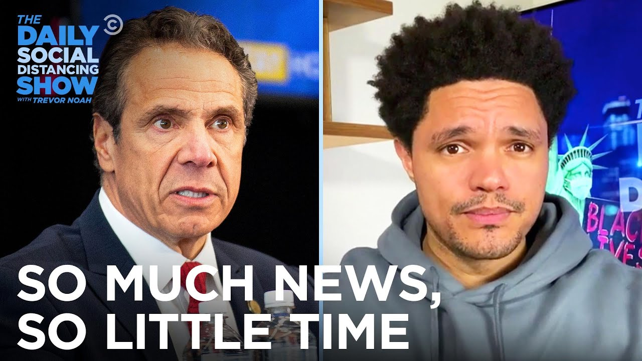 Biden's Vaccine Vow, Cuomo Allegations & Dr. Seuss's Cancellation | The Daily Social Distancing Show