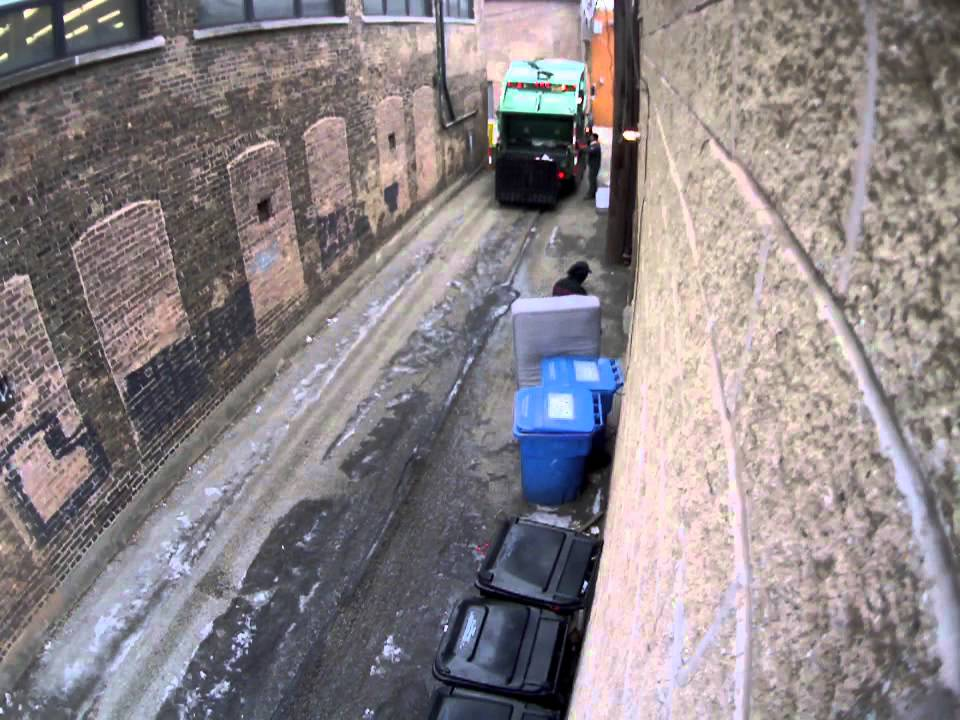 Flood Brothers Disposal Illegal Dumping In Chicago Youtube