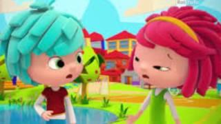 Yoyo Yo Yo Gemelli Sigla Cartone Animato bimbi tv