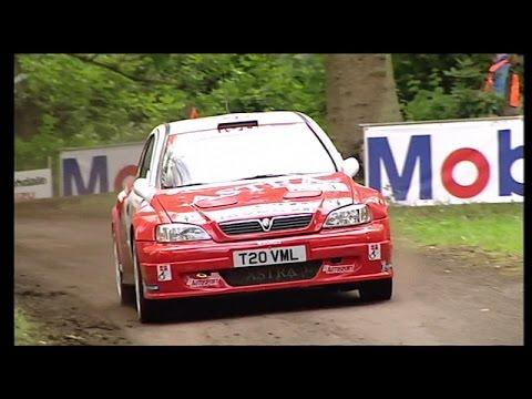 British Rally Championship 2000: Round 5 - MSA Rally