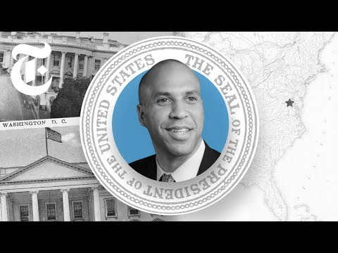 Who Is Cory Booker? | 2020 Presidential Candidate | NYT News