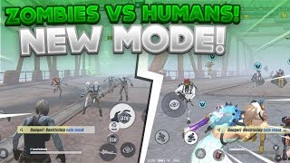 ZOMBIES ARE EVERYWHERE IN NEW UPDATE! FUNNY MOMENTS IN CRAZY NEW MODE RULES OF SURVIVAL!