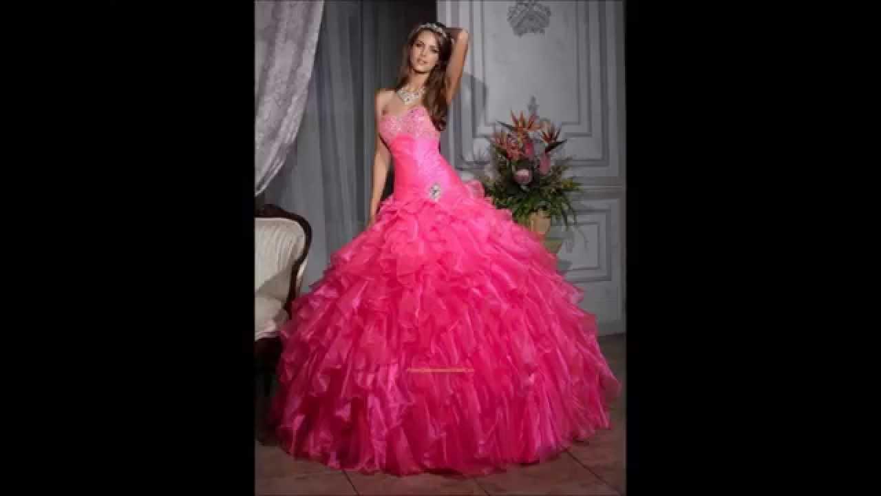 0e5b85c08 Vestidos de 15 Años Desmontables - Modelos Ultimo Año - YouTube