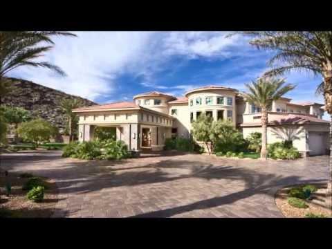 Homes Lake Las Vegas  Henderson NV