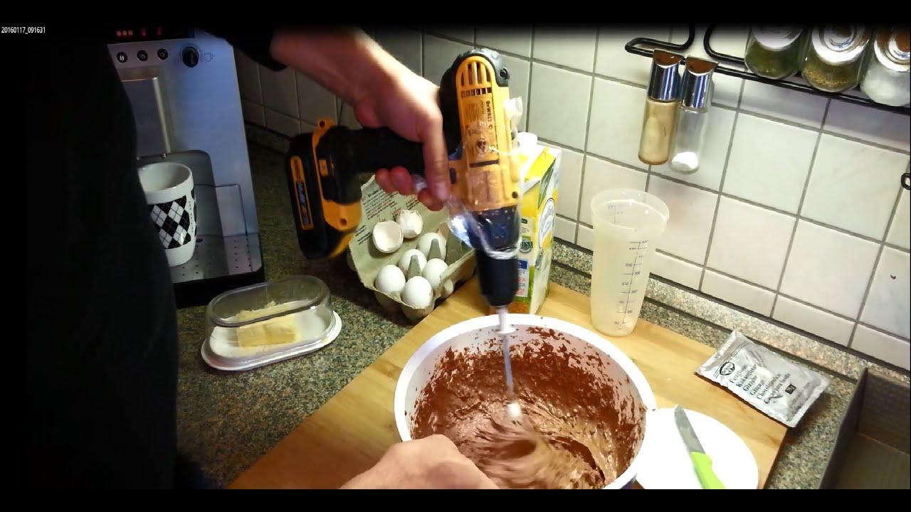 Kuchen Backmischung Verfeinern Youtube