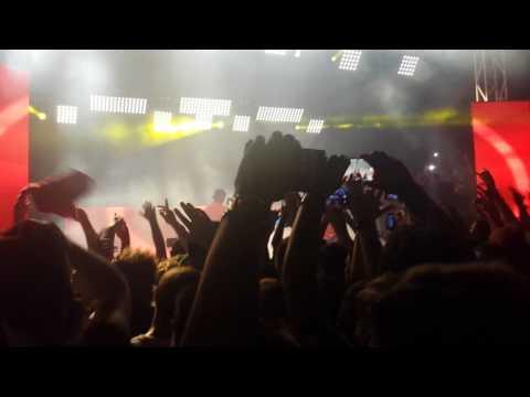 Noyz Narcos & Fritz Da Cat - Dal Tramonto All'Alba ft. Salmo Live Gallipoli 01/08/17
