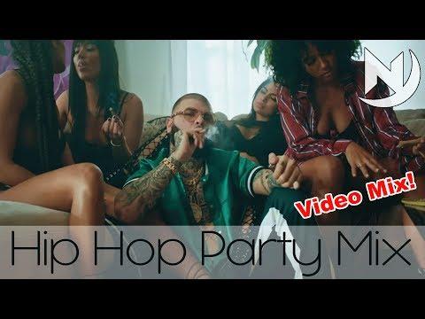 Best Hip Hop Urban Party & Twerk / Trap Mix | Black RnB 2018 &  Dancehall Hype Music #64