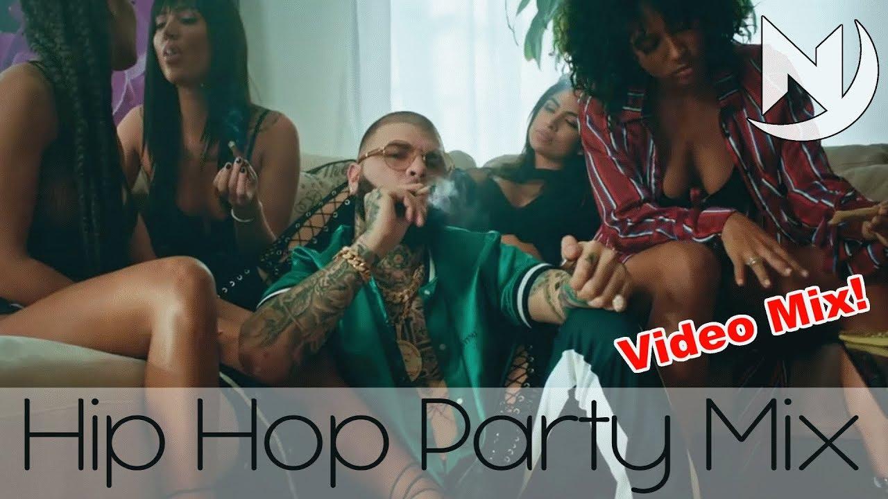 Best Hip Hop Urban Party & Twerk / Trap Mix   Black RnB 2018 &  Dancehall Hype Music #64