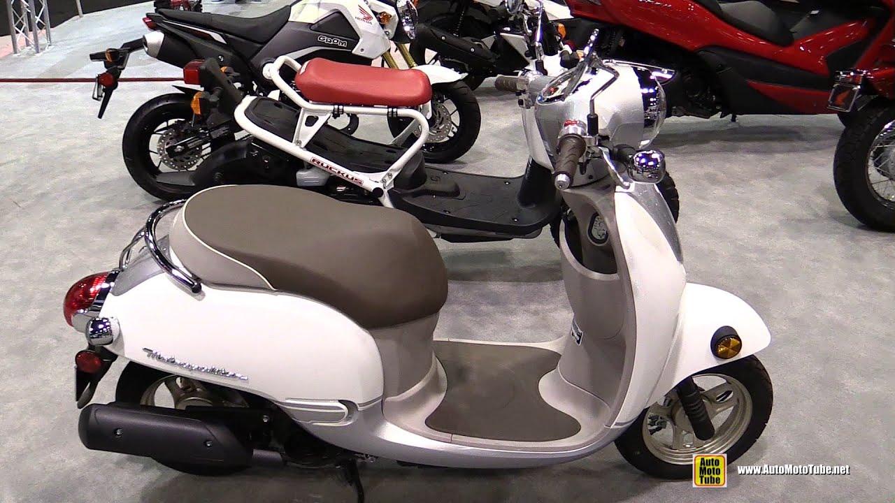 2016 honda metropolitan scooter - walkaround - 2015 aimexpo