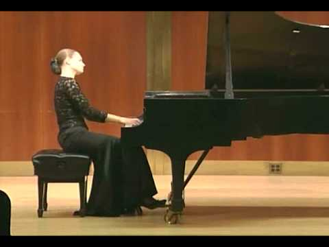 Anna Shelest plays Beethoven Sonata Op.109 No.30 in E Major 1/3