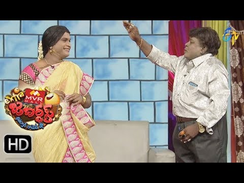 Racha Ravi Performance | Extra Jabardasth| 20th October 2017| ETV  Telugu