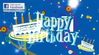 Happy Birthday Seren