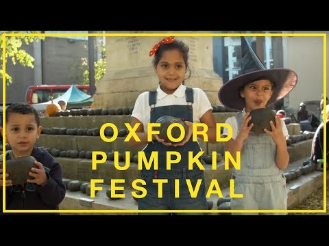 Pumpkin Rescue in Oxford I Hubbub Campaigns