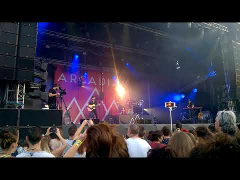Arcadian en concert à Saint-dizier pour Musical'été