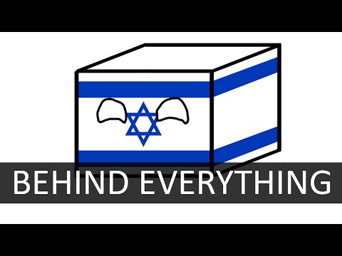 countryballs :: Jews behind everything
