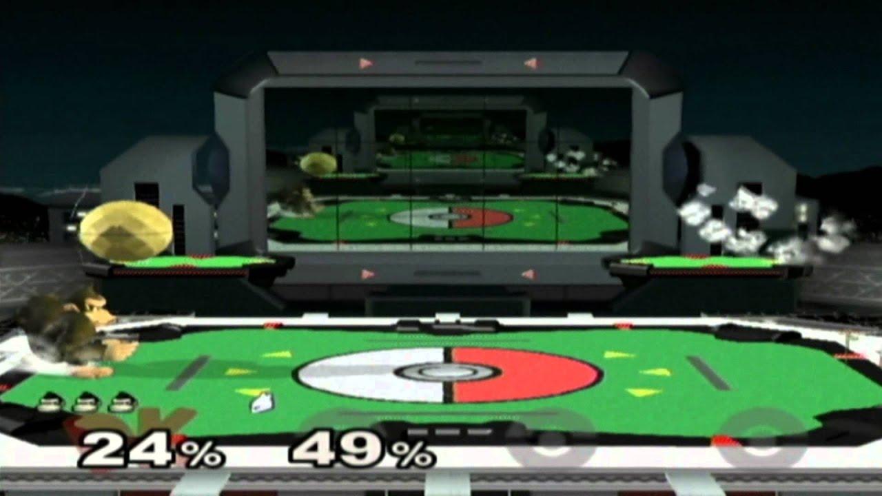 Resultado de imagen de super smash bros campo pokemon