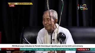 Talk to Manipur Episode0-53 25 September 2018