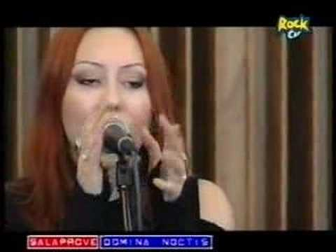 Domina Noctis - My Book Of Shadows (Live @ Salaprove)