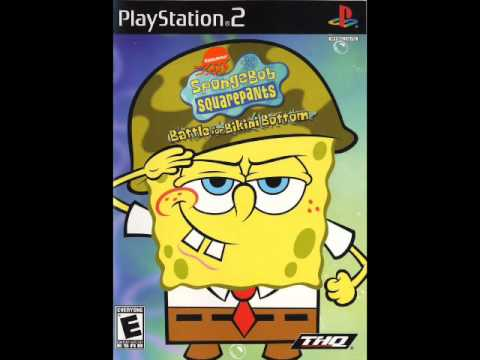 Spongebob: Battle for Bikini Bottom music - Goo Lagoon
