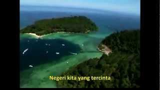 Lagu Negeri Sabah by lyric