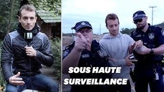 """Hugo Clément sur """"Sur le front des océans"""": il nous raconte sa traque par la police australienne"""