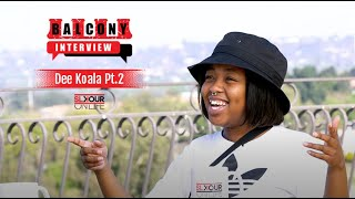 Dee Koala Talks Working A 9 to 5 & Her Relationship With Her Grandmother