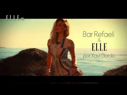 Bar Refaeli para ELLE marzo