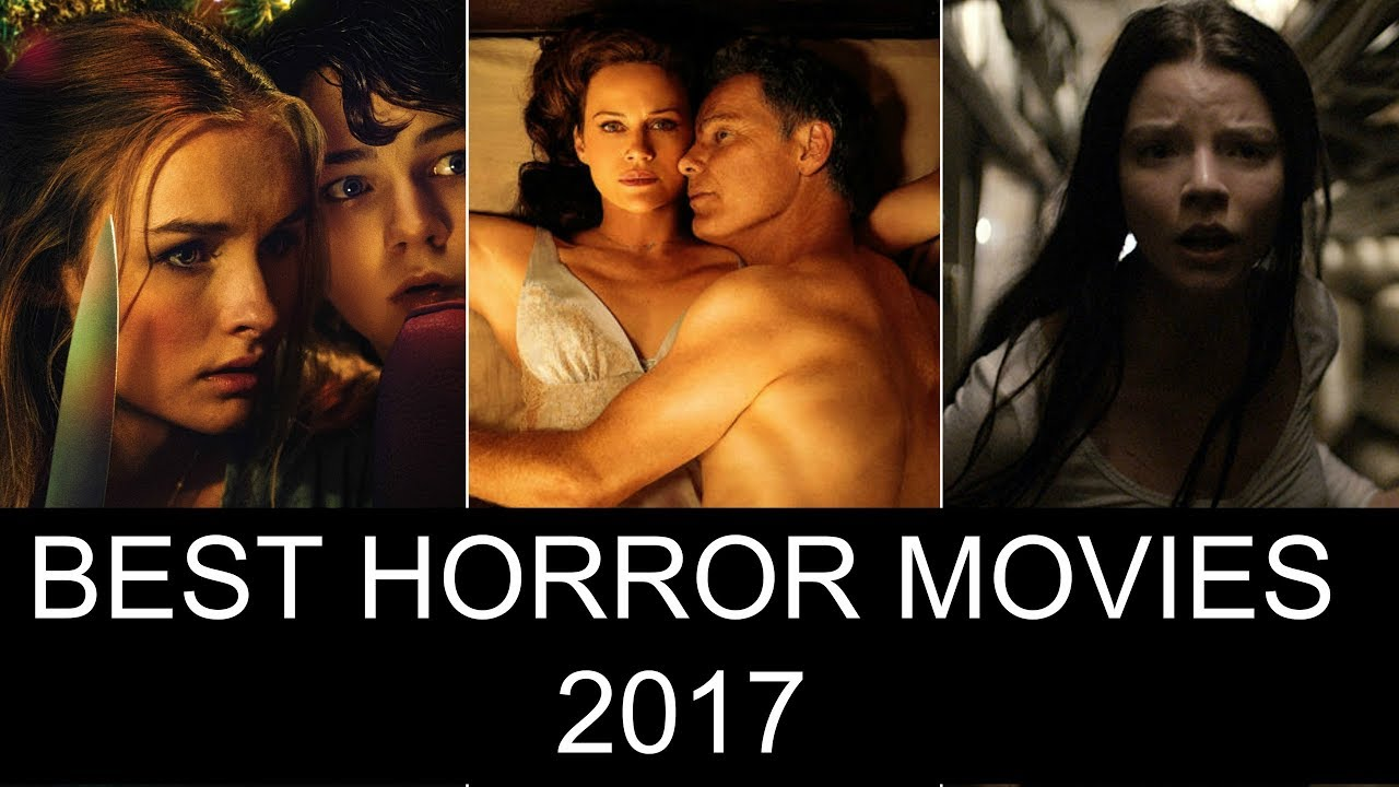The 10 Best Horror Movies of 2017