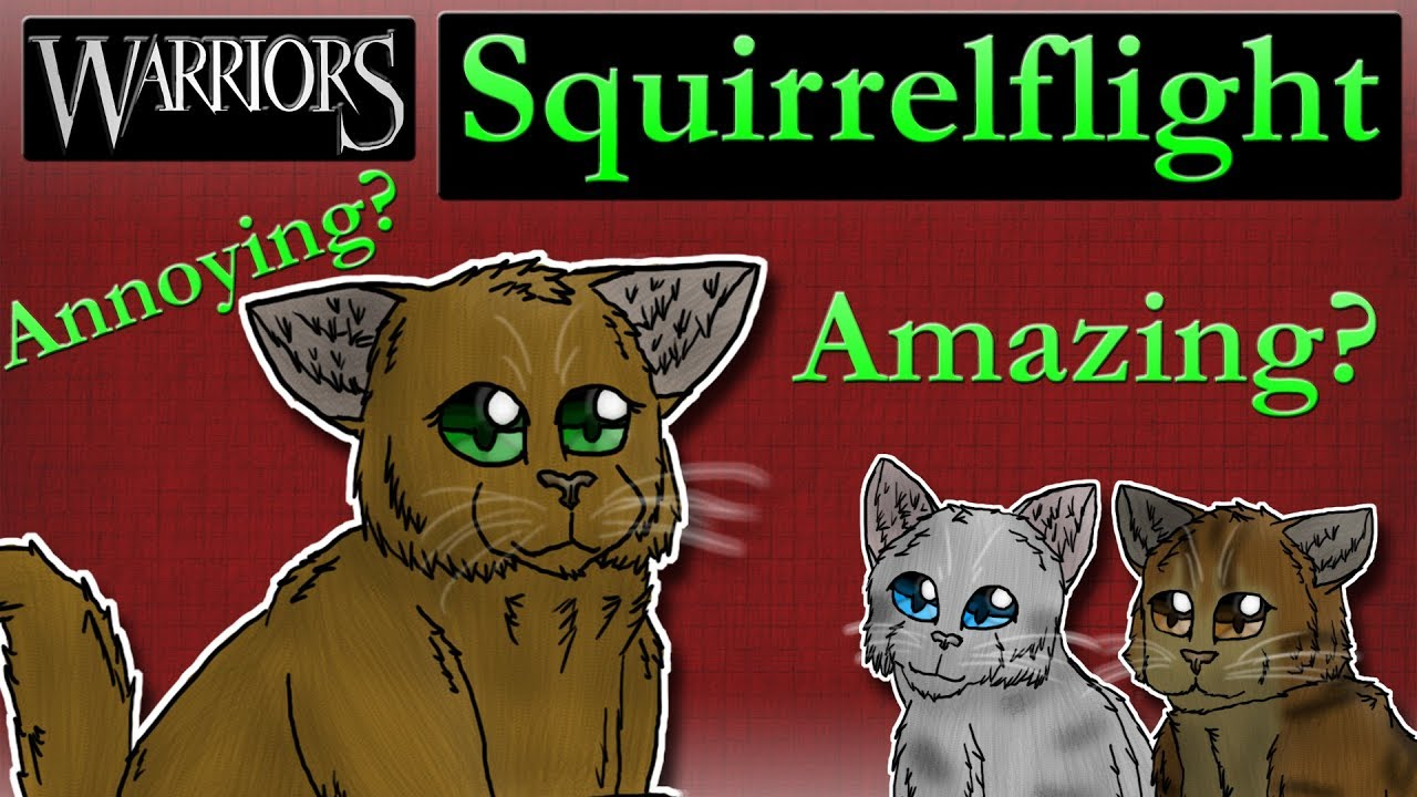 Most Annoying Warrior Cats