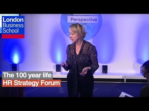 The 100 year life | London Business School